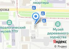 Компания «АНТРЕСОЛЬ» на карте