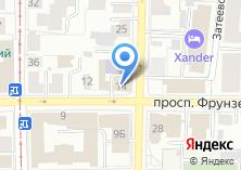 Компания «Управление среднего профессионального и начального профессионального образования Томской области» на карте