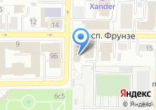 Компания «Сибирский теннисный центр» на карте