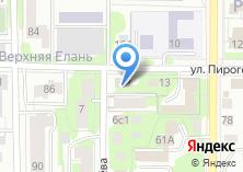 Компания «Садоводов» на карте