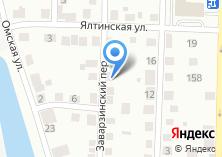 Компания «Чистая линия» на карте