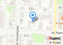 Компания «Сибирский багет» на карте
