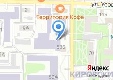 Компания «ТехноцентрАвтоматизация» на карте