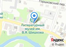 Компания «Русский авангард» на карте