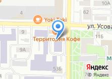 Компания «Проектно-Конструкторский Институт НИ ТПУ» на карте