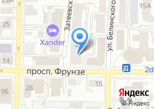 Компания «SoFit» на карте