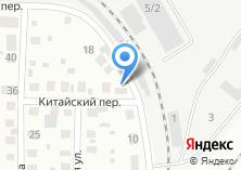 Компания «Столярная мастерская» на карте