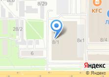 Компания «АкваКомфорт» на карте
