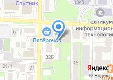 Компания «ПРО-ЭКСПРЕСС» на карте