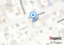 Компания «Мастерская кованых изделий» на карте