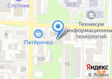 Компания «Витраж Т» на карте