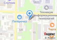 Компания «Газпроммонтаж» на карте