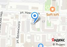Компания «ТомскВодПроект» на карте