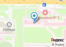 Компания «Научно-клинический центр оториноларингологии ФМБА России» на карте