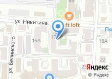 Компания «Ликком» на карте