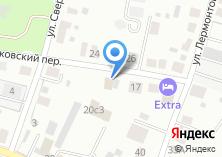 Компания «Томский центр холода» на карте