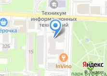 Компания «Четырехлистный клевер» на карте