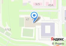 Компания «Аттестационный центр ТУСУР» на карте
