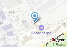 Компания «Водосеть» на карте