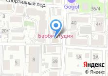 Компания «ТГСК Инвест» на карте