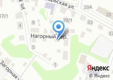 Компания «Лучики» на карте