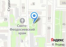 Компания «Часовня святой блаженной Домны Томской» на карте