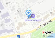 Компания «РОСАВТО» на карте