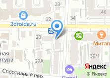 Компания «Синхроника. Томск» на карте