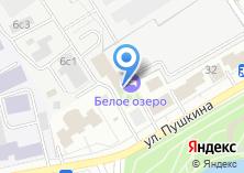 Компания «Аварком» на карте