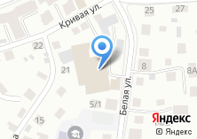 Компания «Сиам» на карте