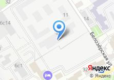 Компания «Ярко» на карте