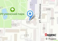 Компания «Люби себя» на карте