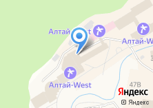 Компания «Алтай авиационное предприятие» на карте
