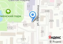 Компания «Лека» на карте