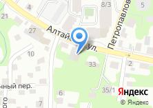 Компания «Томская церковь Евангельских Христиан-Баптистов» на карте