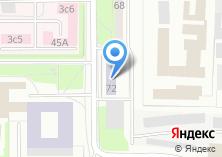 Компания «НИИ радиотехнических систем» на карте