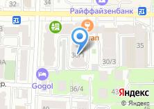 Компания «Vip-триумф» на карте