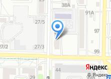 Компания «Аайва» на карте