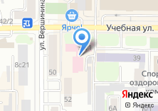 Компания «Профлогистика-Т» на карте