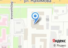 Компания «Исправительная колония-4 УФСИН России по Томской области» на карте