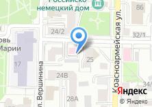 Компания «Томская Финансовая Компания» на карте