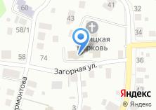 Компания «Томскэнергокомплект» на карте