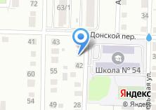 Компания «Мебель Томска» на карте