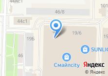 Компания «Сибирский центр подготовки барменов» на карте