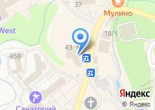 Компания «ULTRA» на карте