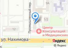 Компания «ForexInn» на карте