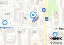 Компания «Привод Сервис» на карте