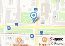 Компания «ПлатО» на карте