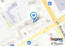Компания «Юнион лайн» на карте