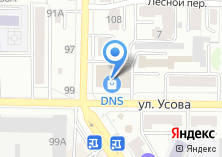 Компания «ДНС цифровой супермаркет» на карте